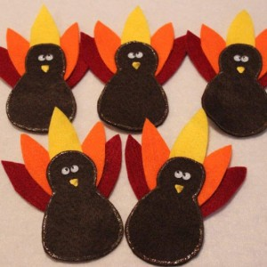 Five-Little-Turkeys